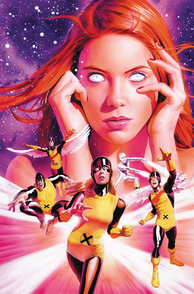 Image: X-Men Origins: Jean Grey #1 - Marvel Comics