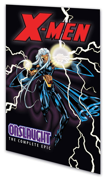 Image: X-Men: Complete Onslaught Epic Book 03 SC  - Marvel Comics