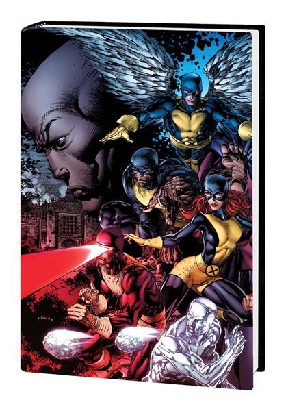 Image: X-Men Legacy: Divided He Stands HC  - Marvel Comics