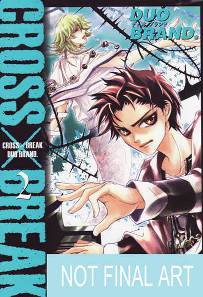 Image: Cross X Break Vol. 02 SC  - Go Comi!