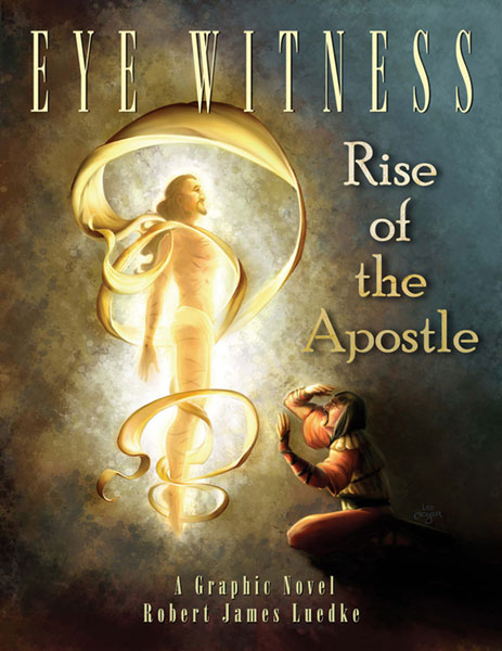 Image: Eye Witness Vol. 03: Rise of the Apostle SC  - Head Press