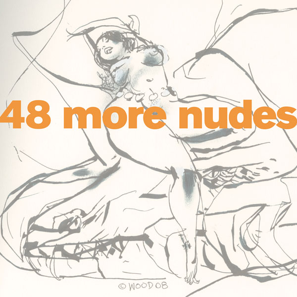 Image: 48 More Nudes - Ashley Wood SC  - IDW Publishing
