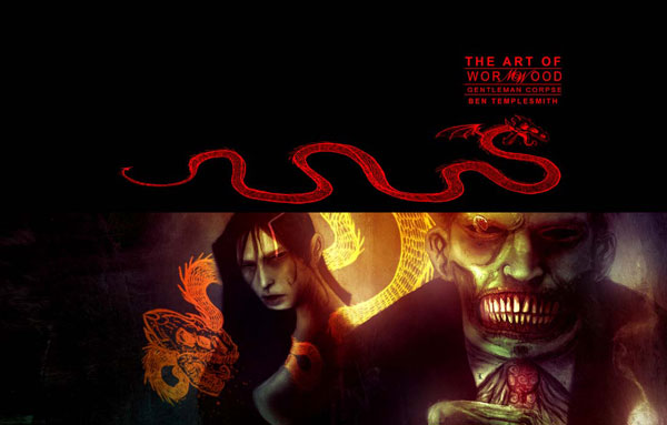 Image: Templesmith: Art of Wormwood - Gentleman Corpse SC  - IDW Publishing