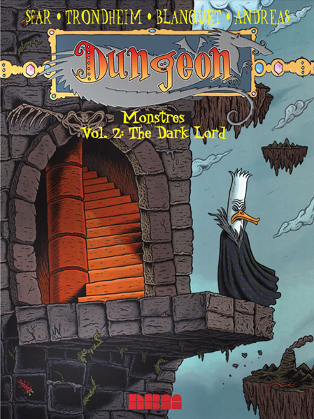 Image: Dungeon Monstres Vol. 02: The Dark Lord SC  - NBM