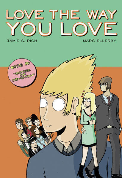 Image: Love the Way You Love: Side B 02 SC  - Oni Press Inc.