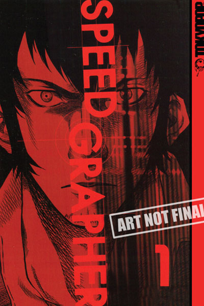 Image: Speed Grapher Manga Vol. 01 SC  - Tokyopop