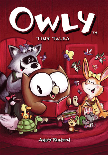 Image: Owly Vol. 05: Tiny Tales SC  - Top Shelf Productions