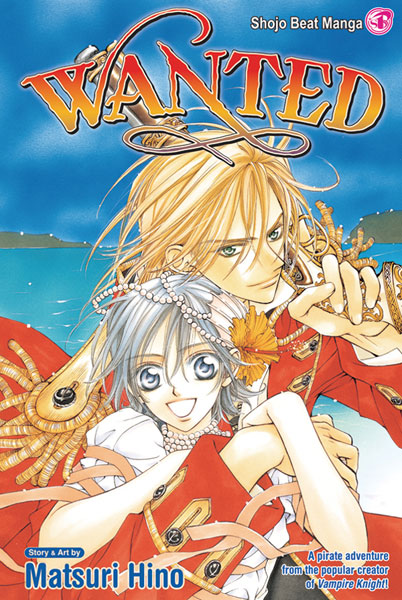 Image: Wanted Shojo Beat SC  - Viz Media