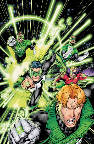 Image: Green Lantern: In Brightest Day SC  - DC Comics