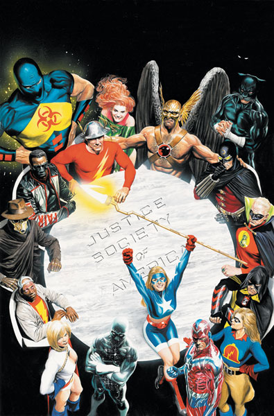 Image: Justice Society of America: The Next Age SC  - DC Comics