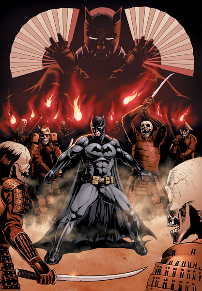 Image: Batman: Death Mask SC  - DC Comics