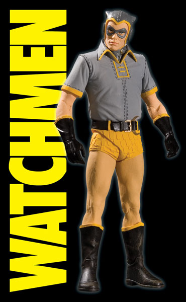 Watchmen Movie Action Figure: Nite Owl (Classic ...