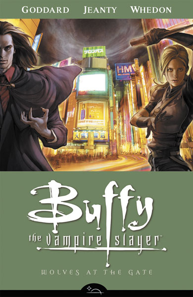 Image: Buffy the Vampire Slayer Vol. 03: Wolves at the Gate SC  - Dark Horse