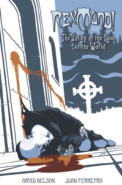 Image: Rex Mundi Vol. 05: The Valley at End of World SC  - Dark Horse
