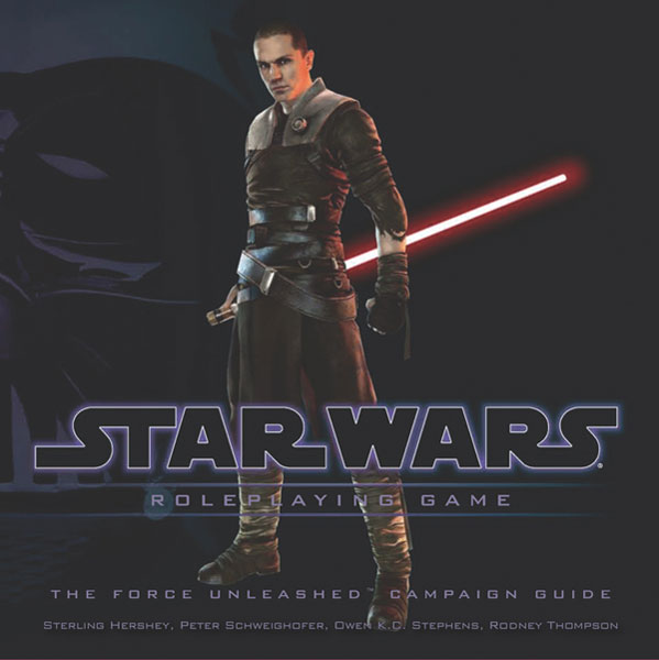 Image: Star Wars RPG: Force Unleashed Campaign Guide HC  - Wizards of the Coast