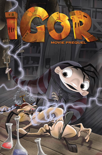 Image: Igor Movie Prequel SC  - IDW Publishing