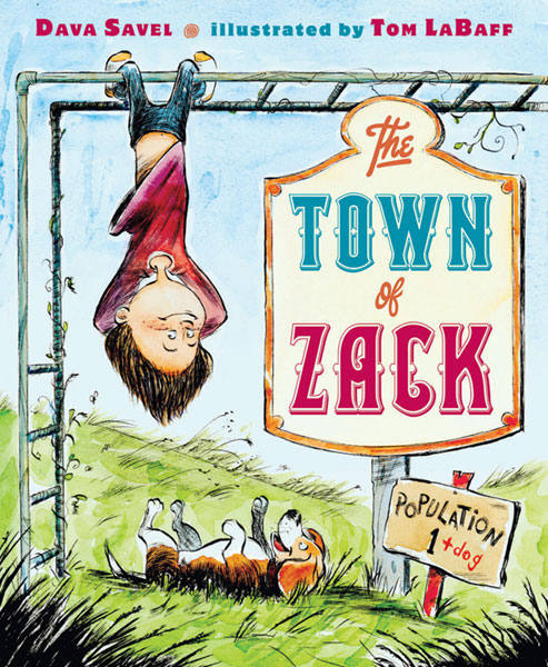 Image: Town of Zack HC  - IDW Publishing