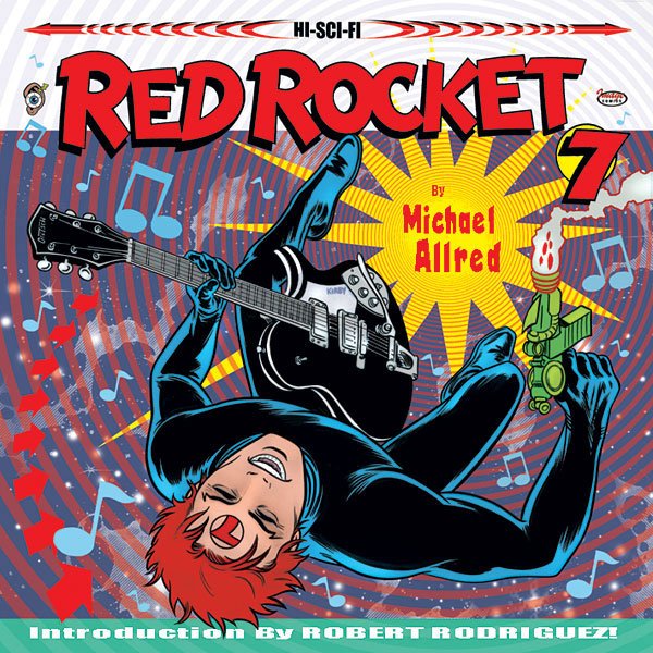 Image: Red Rocket 7  (limited editioin hc) - Image Comics