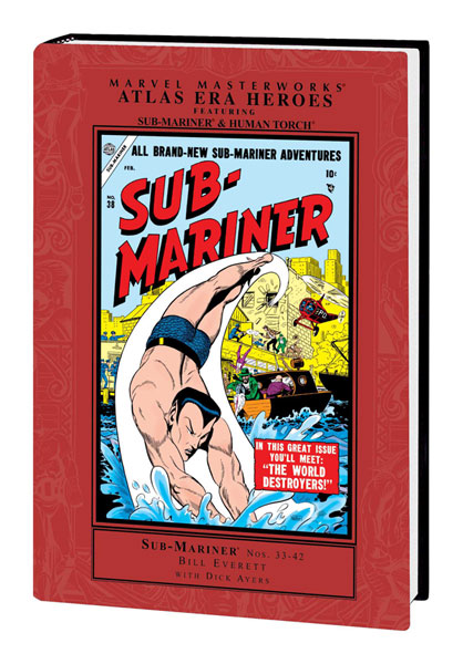 Image: Marvel Masterworks: Atlas Era Heroes Vol. 03 HC  - Marvel Comics