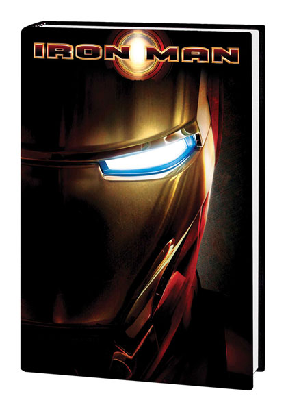 Image: Iron Man: Art of Iron Man Movie HC  - Marvel Comics
