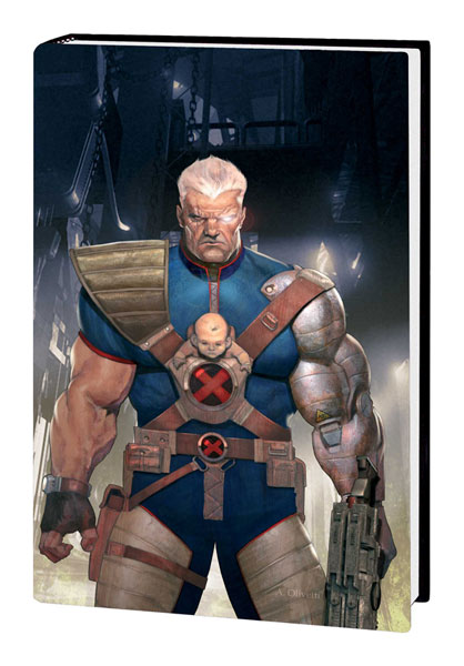 Image: Cable Vol. 01: Messiah War HC  - Marvel Comics