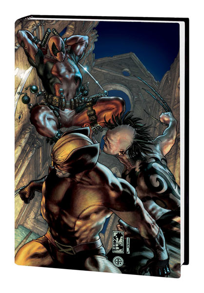 Image: Wolverine: Origins Vol. 05 - Deadpool HC  - Marvel Comics