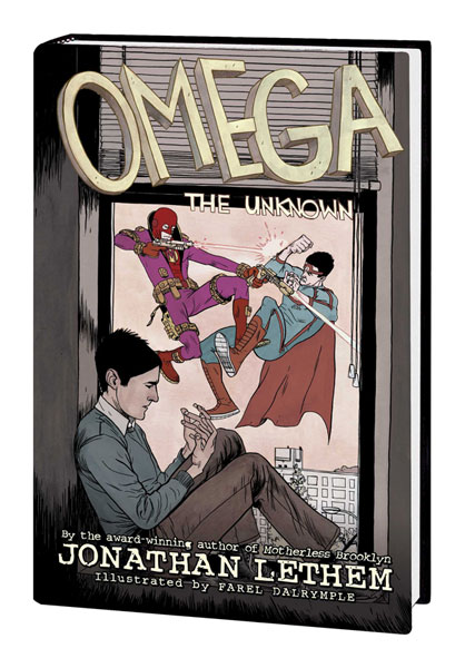 Image: Omega the Unknown - Alternate Edition HC  - Marvel Comics