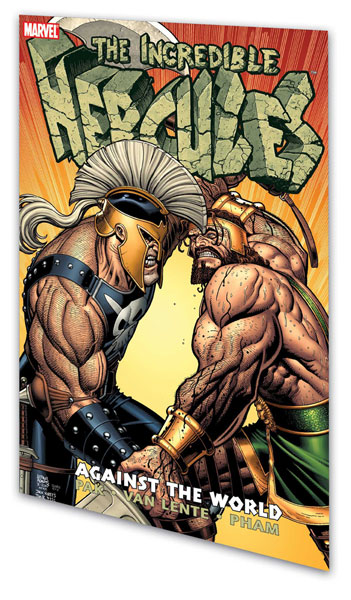 Image: Incredible Hercules: Against the World SC  - Marvel Comics