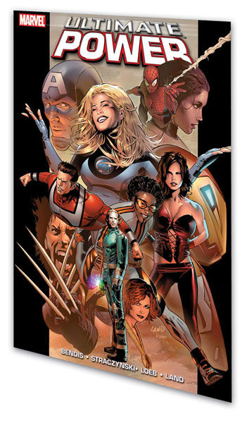 Image: Ultimate Power SC  - Marvel Comics