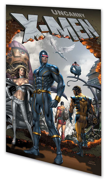 Image: Uncanny X-Men: Divided We Stand SC  - Marvel Comics