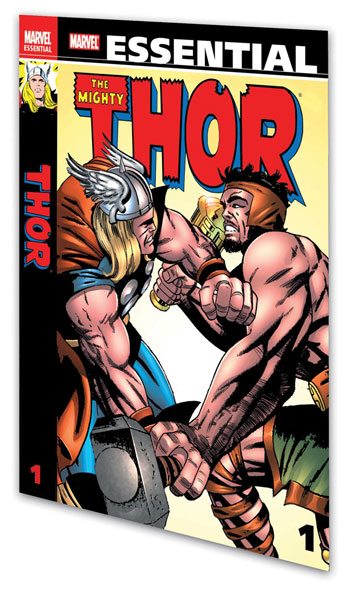 Image: Essential Thor Vol. 02 SC  (new printing) - Marvel Comics
