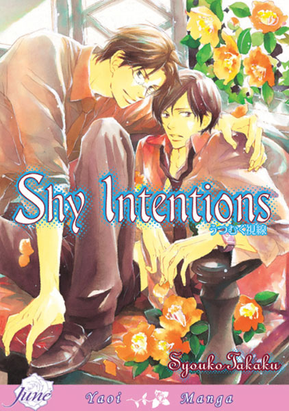 Image: Shy Intentions GN  - Digital Manga Distribution