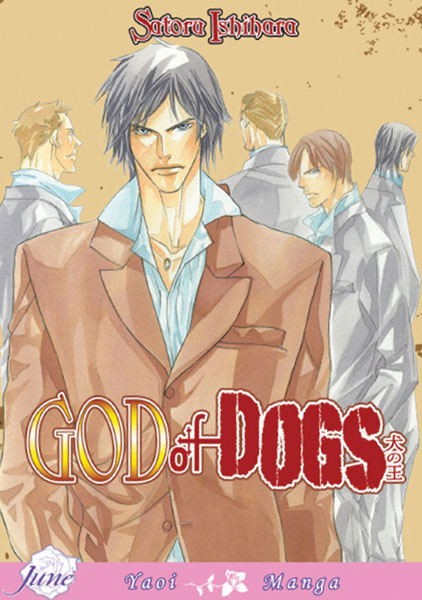 Image: God of Dogs SC  - Digital Manga Distribution