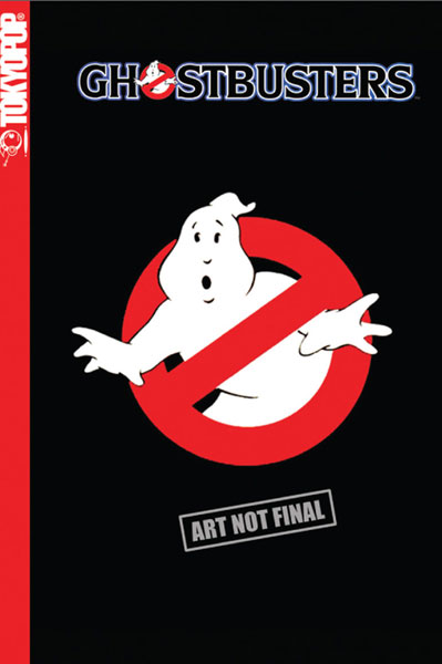 Image: Ghostbusters: Ghost Busted SC  - Tokyopop