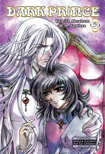 Image: Dark Prince Vol. 03 GN  - Yaoi Press LLC