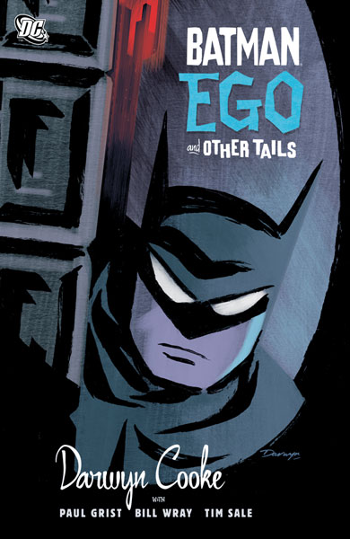 Image: Batman: Ego and Other Tails SC  - DC Comics