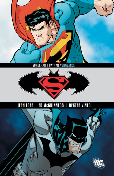 Image: Superman / Batman: Vengeance SC  - DC Comics