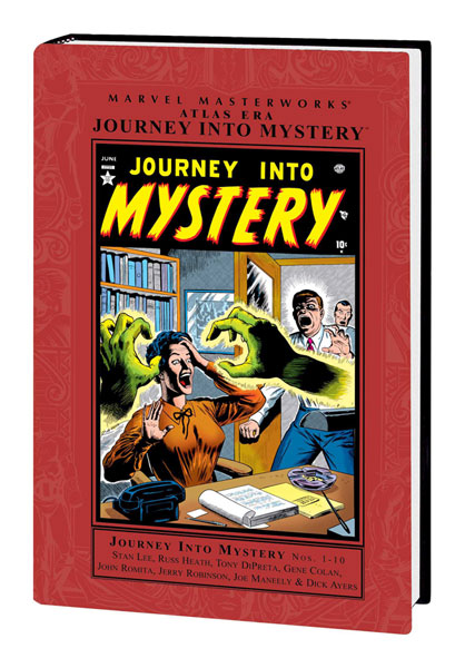 Image: Marvel Masterworks: Atlas Era Journey Into Mystery Vol. 01 HC  - Marvel Comics