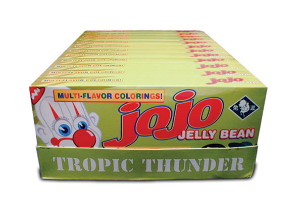 Image: Tropic Thunder: Jojo Jelly Beans 12 -Count Display  -