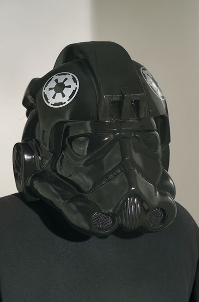 Image: Star Wars Collector's Helmet: Tie Fighter Pilot  -