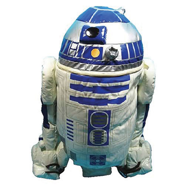 Image: Star Wars: R2-D2 Back Buddy  -
