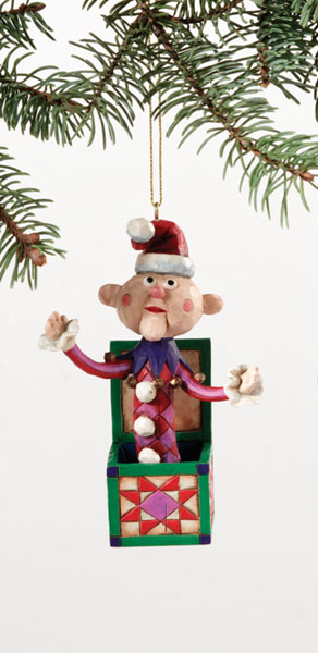 Image: Rudolph the Red-Nosed Reindeer 6 Ornament Asst  -