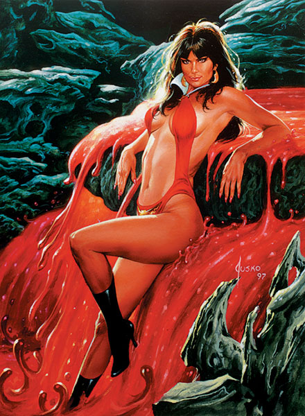 Image: Best of Vampirella Vol. 02: Modern Masterpieces SC  - Anarchy Studios/Harris Comics