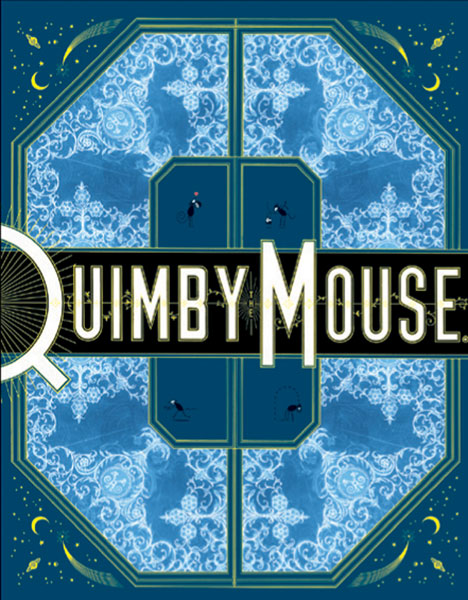 Image: Quimby the Mouse SC  - Fantagraphics Books