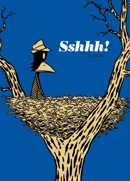 Image: Sshhhh! SC  (new printing) - Fantagraphics Books