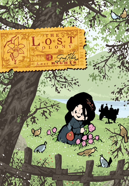 Image: Lost Colony Book 03: Last Rights SC  - :01 First Second