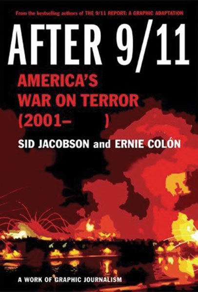 Image: After 9/11: America's War on Terror 2001-    ) SC  - Hill & Wang