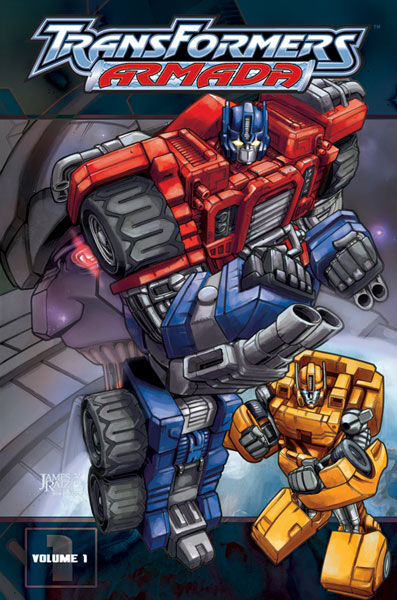 Image: Transformers: Armada Vol. 01 SC  - IDW Publishing