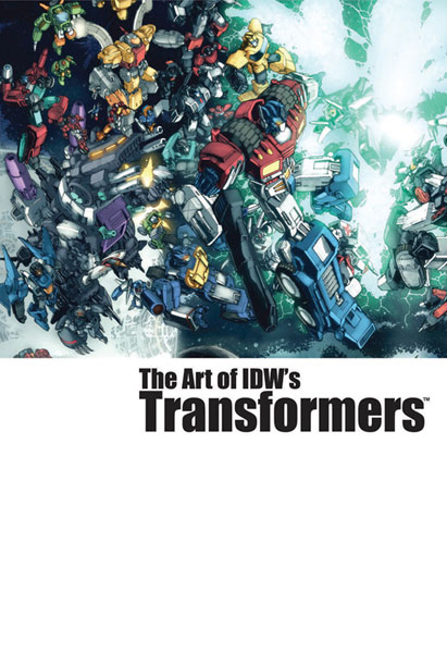 Image: Art of IDW's Transformers SC  - IDW Publishing