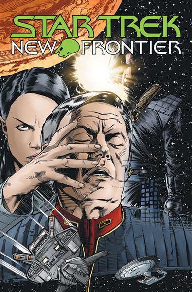 Image: Star Trek: New Frontier SC  - IDW Publishing